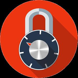 Icône sécurité