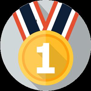 Icône médaille