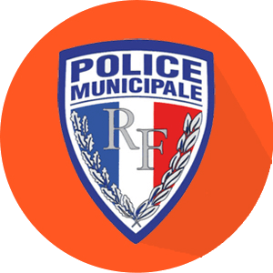Icône Police municipale