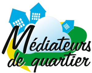 Logo médiateurs de quartier