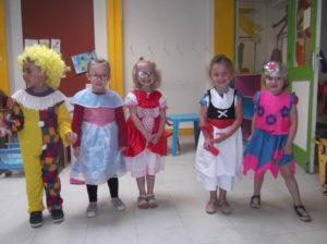 Enfants du Centre de Loisirs Maternel