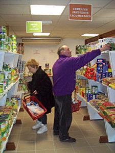 Épicerie Solidaire « Au P'tit Plus »