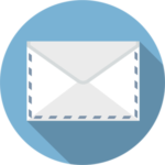 Icône courrier postal