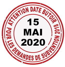 Date butoir : vendredi 15 mai 2020